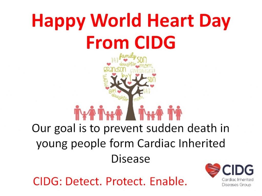 World Heart Day 2015